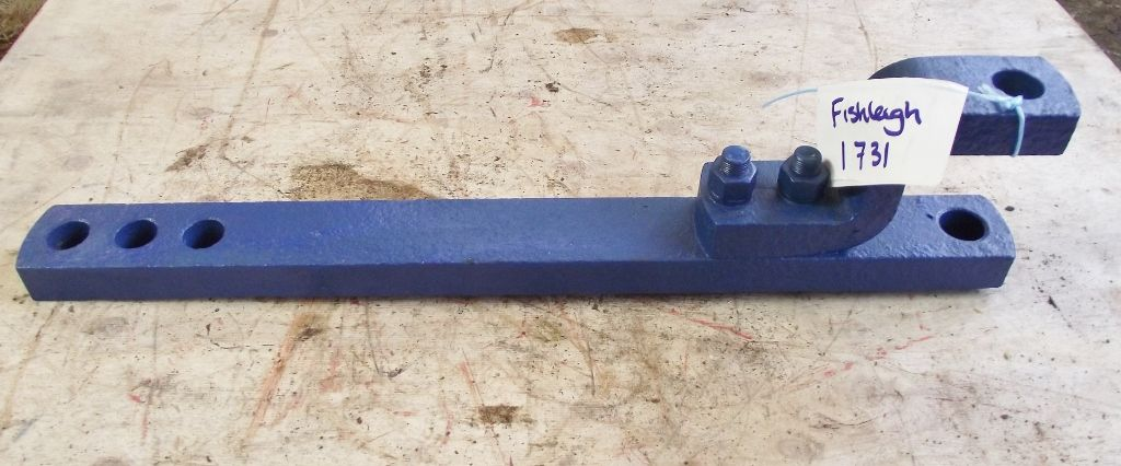 Used Tractor Draw Bars : Tractor drawbar clevis hitch